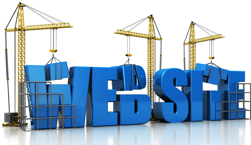 Silk web solutions website design for Building design website